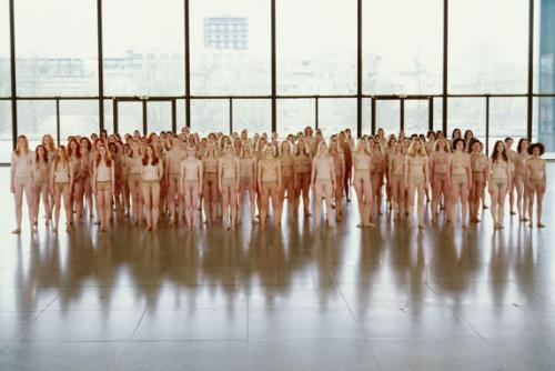 Il Corpo della donna nell'arte