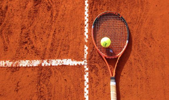 Sguardo al tennis